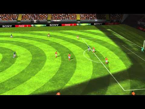 FIFA 14 Android - Netherlands VS Mexico