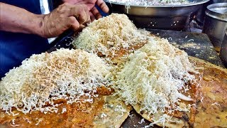 Ghapa Ghap Cheese Franky | Mountain Of Cheese | Indian Street Food