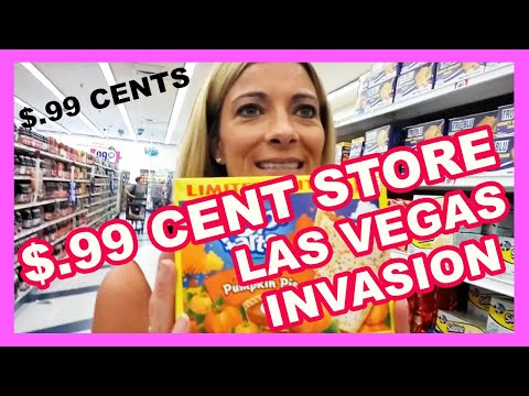 How To Do 99 Cent Store - Las Vegas Invasion!