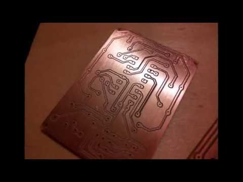 Sienci Mill One: PCB Isolation Milling, Drilling, and Cutting