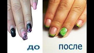 ❤ сочный ЛАЙМ на ногтях ❤ Meister Werk ❤ ЛЕТНИЙ дизайн ногтей гель лаком ❤ РИСУЕМ ЛАЙМ НА НОГТЯХ ❤
