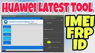 Modem Repair Imei Tool Best Work in Huawei By AMS TECH - PakVim net
