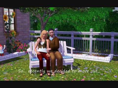 Sims3 - First Garden