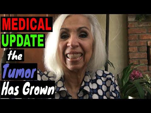 Medical Update - The Tumor Has Grown