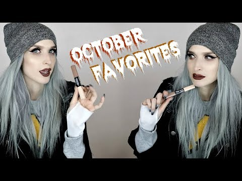 October Favorites!!