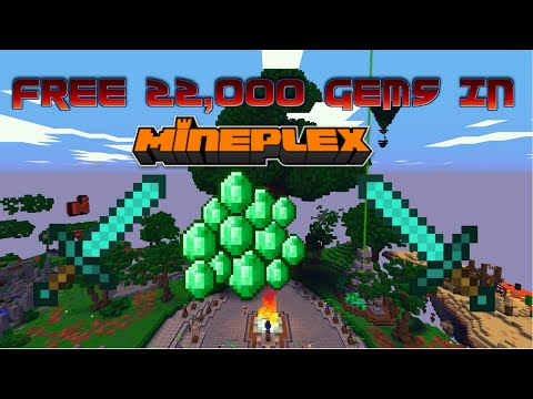 HOW TO GET FREE GEMS IN MINEPLEX!!! (UNPATCHED 2018)