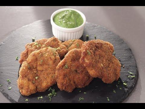 Chicken Cutlet | Sanjeev Kapoor Khazana