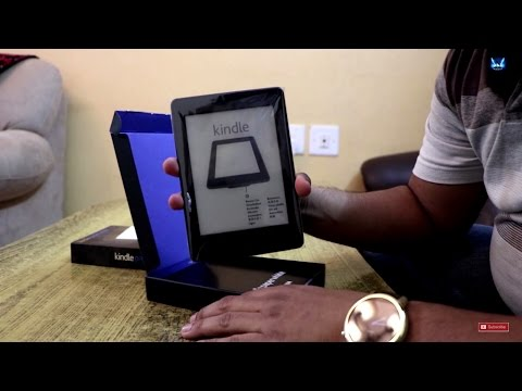 Amazon Kindle Paperwhite, Initial Setup, Review, Kindle Unlimited Subscription