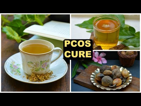 PCOS Natural Herbal Treatments | 5 Clinically Proven Remedies For Polycystic Ovarian Syndrome