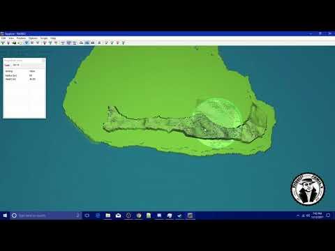 L3DT ARMA 3 DEV WORK (SeaSideRP Map)