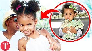 The Lavish Life Of Beyonce's Kid Divas (Blue Ivy, Rumi, Sir)