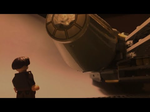 SOLO: a Star Wars Story Official Trailer in LEGO
