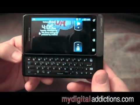 Motorola Droid 2 - First Look