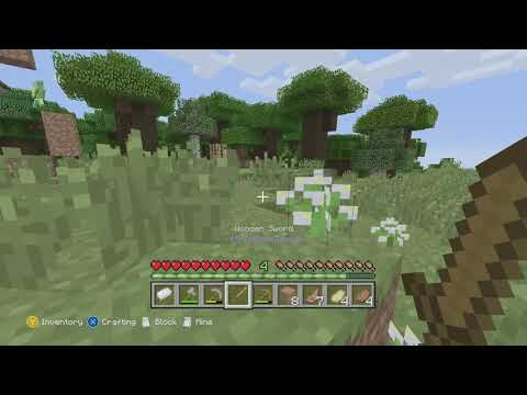 Minecraft Survival Series (2) I Ron is here