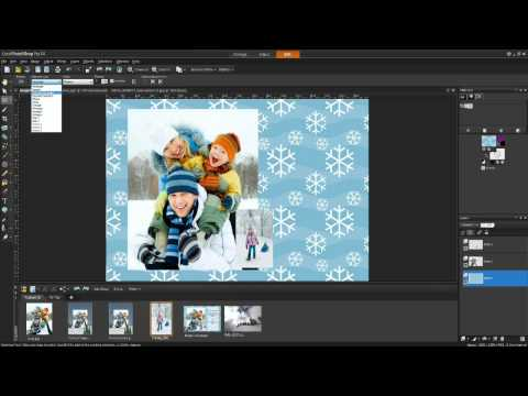 Shop Class: Creative photo projects with layers and text