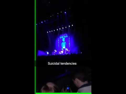 Suicidal tendencies at SSE Belfast 15 Feb 2016