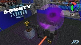 Minecraft Infinity Evolved Skyblock Tree Farm ✓ Infiniti Car