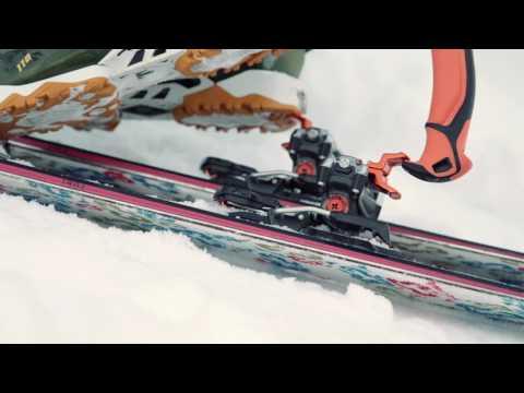 Choosing The Best Alpine Touring Binding
