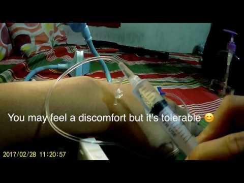 DIY Glutathione injection