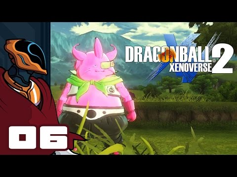 Let's Play Dragon Ball Xenoverse 2 Co-Op [Sorta?] - PC Gameplay Part 6 - Super Monkey Buster