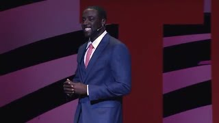 Finding Confidence in Conflict | Kwame Christian | TEDxDayton