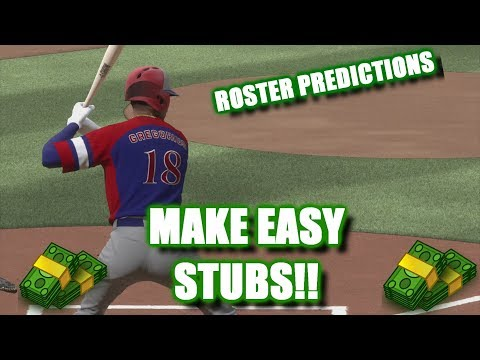 Roster Upgrade Predictions For 6/7/18 - MLB The Show 18