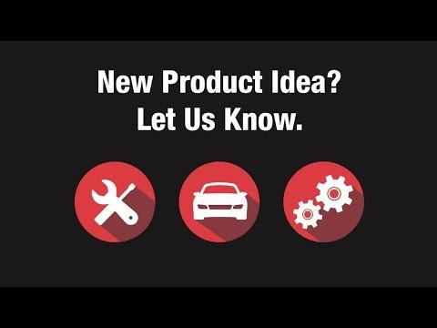 New Product Idea Portal