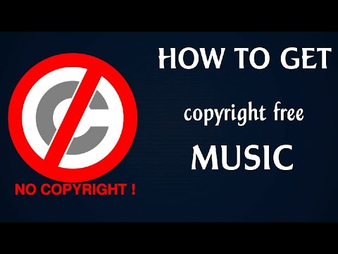 How To Get Copyright Free Music