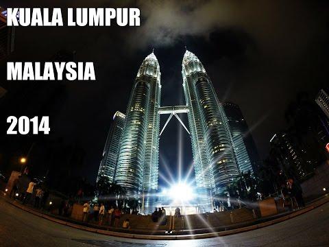 GoPro Hero3+ | Kuala Lumpur, Malaysia Holiday 2014 [HD]