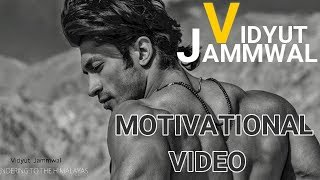 Vidyut Jamwal Motivational Workout Video For INSPIRATION