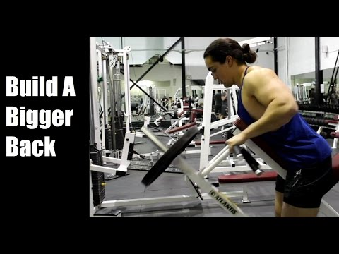 How to Build a Bigger Back: The Basics