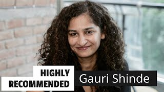 Highly Recommended: Gauri Shinde