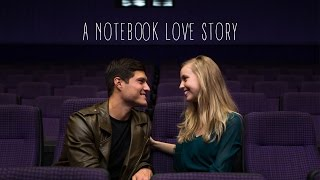 Download THE BEST MOVIE THEATER PROPOSAL EVER!- Baylin and McKenzie's Notebook Love Story Video