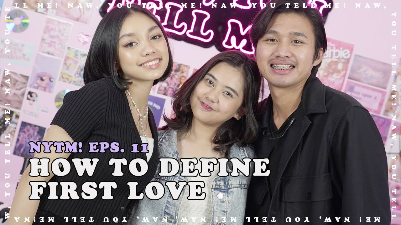 Download How to define first love with Ziva Magnolya | NAW YOU TELL ME! Eps.11 MP3 Gratis