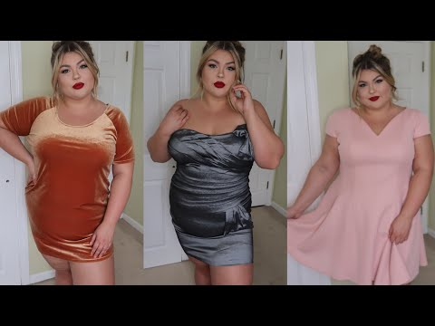 Plus Size Spring Dresses Haul + Try-On