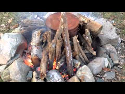 How to Make Your Own Lump Charcoal