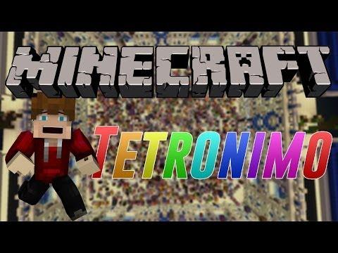 Minecraft Minigame: Tetronimo