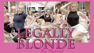 LEGALLY BLONDE MEDLEY | Spirit YPC