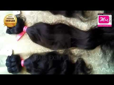 Human Hair Extensions Wholesale Factory From Chennai India Brazilian