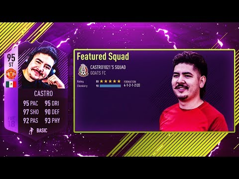 I'M IN THE GAME!!!!! FIFA 18 Ultimate Team