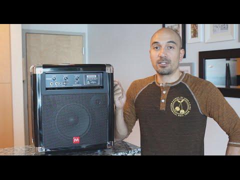 The BIGGEST, BADDEST Bluetooth Speaker in the World