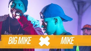 Mike x Big Mike | VIRADA CULTURAL | Batalha da Aldeia |  SP