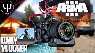 Download ARMA 3: Takistan Life Mod — Daily VLOGGER! Video