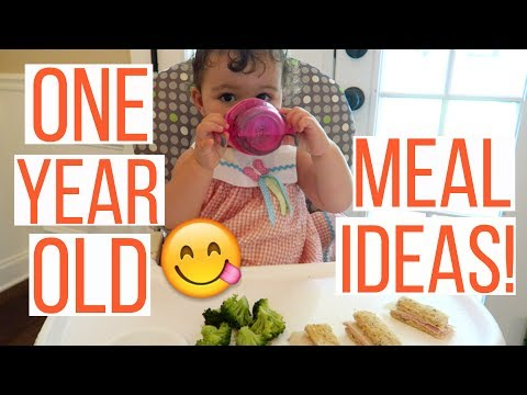 WHAT MY TODDLER EATS IN A DAY 2018 | TODDLER MEAL IDEAS! | Hayley Paige