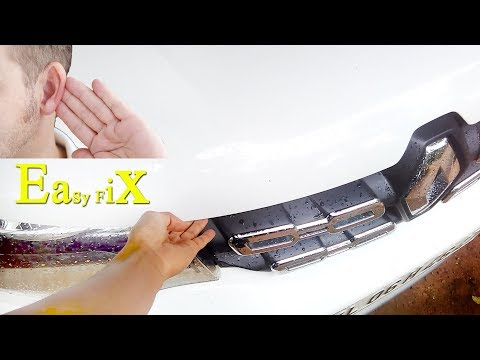 Fix Rattling Bonnet/Hood - Renault Kwid - Easy Fix - RicTheCarLover