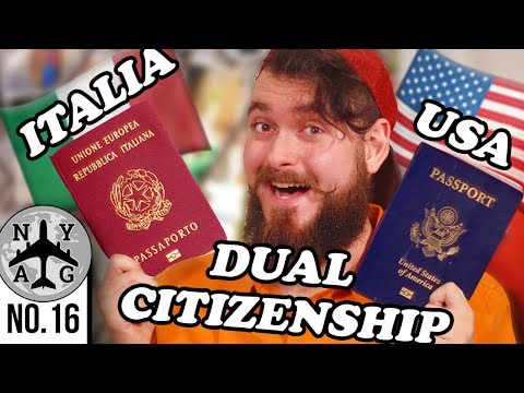 Jure Sanguinis Italian Citizenship: What life is really like ONE YEAR LATER