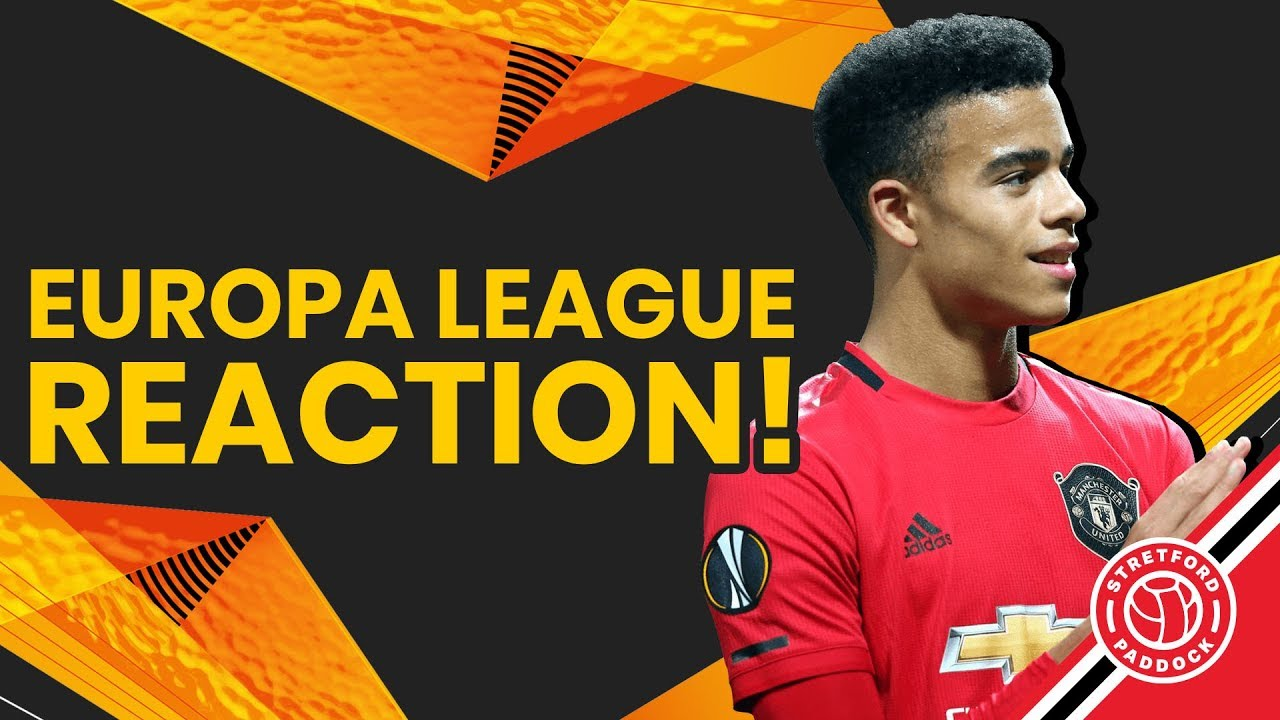 Manchester United Draw LASK In Europa League   Reaction