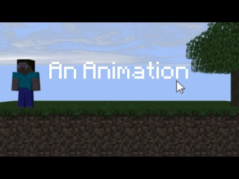 Making Of An Animation || Minecraft Animation