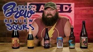 Alabama Boss Puckers Up Over Some Sour Beers | Craft Brew Review