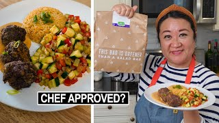 Green Chef Review (from a chef) : Cook with Me!   Chef Julie Yoon